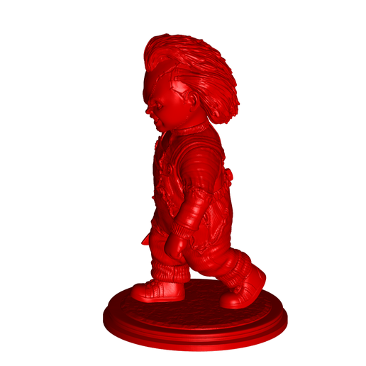 CHUCKY-BODY-2.png Download STL file CHUCKY - CHILDS PLAY - THE DEVILISH DOLL • 3D printing model, 2HDecoracion