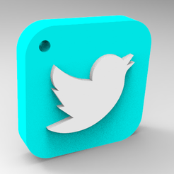 untitled.96.png Download STL file   four social media logo for limited time (telegram whatsup twitter youtube) • 3D printer object, ibrahimmohamed