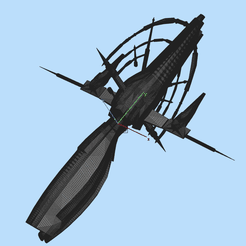 Special Edition Battlecruisers (1).png Download OBJ file Gnosis • 3D printing design, DesignerWinterson