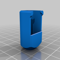 BL_Touch_Jacket_NO_ARROW.png Download free STL file BL Touch Cover Case Jacket Shield Protector • 3D printer design, joeymorgans