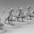 untitled.1427.jpg Download free 3MF file Gobbo Wolf Cavalry • 3D printer template, EmanG