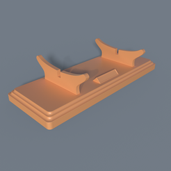1.png Download STL file Soporte para el barco • Object to 3D print, FromDiego