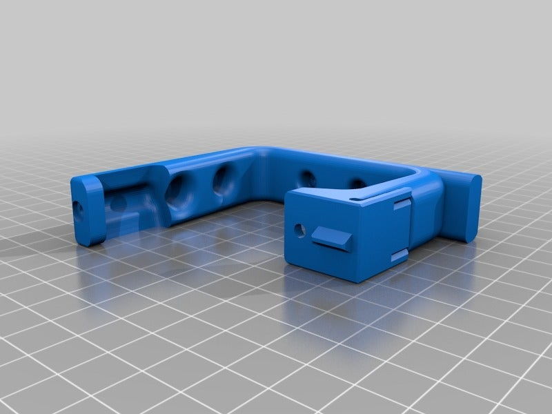 27729b807bec0b82aeb8c76ffb4b80d2.png Download free STL file Rack & Pinion Linear Actuator Servo Joint Module *Tiny_CNC_Collection • Model to 3D print, mechengineermike