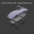 New-Project-2021-06-21T153417.423.png Download STL file Austin Healey 100 Streamliner - Speed Record Car • 3D print template, ditomaso147