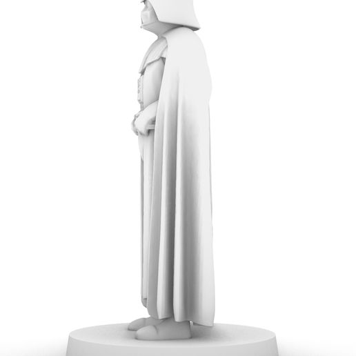 2.jpg Download free STL file DARTH VADER STANDING & USING THE FORCE, LEGION SCALE, STAR WARS, RPG, UNPAINTED, ROLE PLAYING, D&D • 3D print object, LANARDARNA