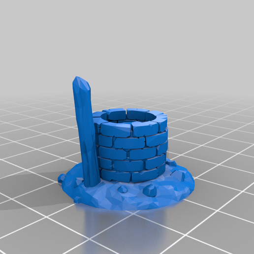 sot-style.png Download free STL file 3 Well, 3 style • 3D print object, CarlCreates