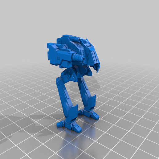 ShadowcatII6mm.png Download free STL file 6mm Collection • 3D print model, IonRaptor