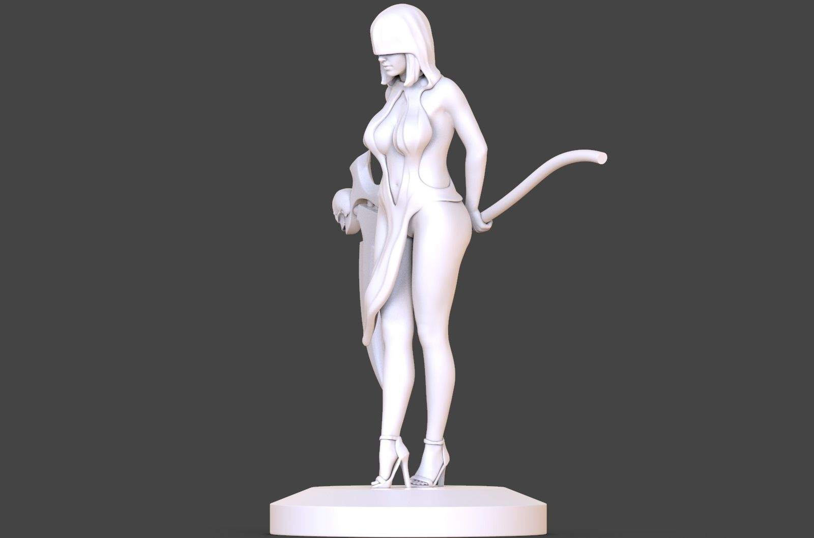 untitled.109.jpg Download STL file sexy Reaper girl  • 3D print template, jexes20092