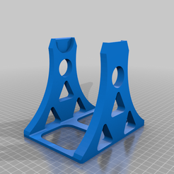 Base.png Download free STL file Hassle-free filament spool holder • 3D print template, Rudager