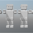 Capture.PNG Download free STL file ROBOT articulated • Object to 3D print, FLAYE
