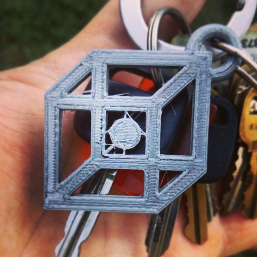 Screen_Shot_2015-09-03_at_3.18.55_PM.png Download STL file PRINT THAT THING - Logo Keychain • 3D printing design, PrintThatThing