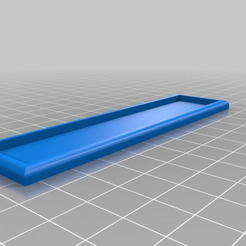 20b995eede43aaff327183f63db15d4f.png Download free STL file 5x1 movement tray for 28 mm miniatures • 3D printer design, PhysUdo