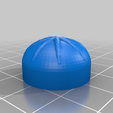 Knobby_Xbox_8mm_Circular_Grip_Light.png Download free STL file Knobby - Controller Stick Extension • 3D printing model, sensorback
