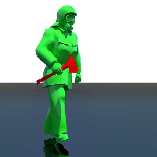 3.png Download STL file Firefighter • 3D print object, 3Diego