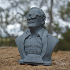 Capture d'écran 2018-11-20 à 10.00.04.png Download free STL file Stan Lee Memorial  • 3D printing model, Geoffro