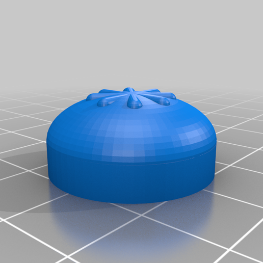 Knobby_PS4_6mm_Sausage_Grip_Light.png Download free STL file Knobby - Controller Stick Extension • 3D printing model, sensorback