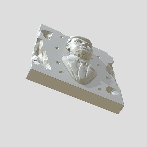 Preview07.jpg Download STL file Target on the wall • 3D print design, MWopus