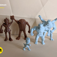 IMG_20200217_172640.png Download file Low Poly Pokemon Collection 151 • 3D printable object, 3D-mon