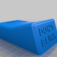 cb9b37859e5f0ab2ada5d9f8b4c79dbc.png Download free STL file Doctor Who - Weeping Angel with Illuminating Base • 3D print model, DaGoN
