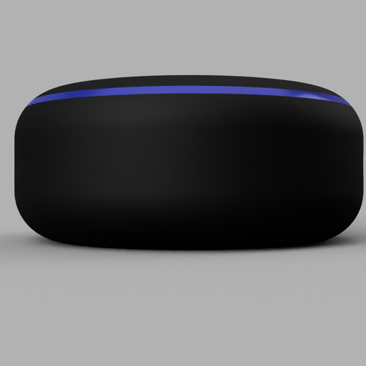 Echo_Dot_3_2019-Nov-30_01-33-45PM-000_CustomizedView7595917351.png Download free STL file Amazon Echo Dot 3 • Object to 3D print, DaGoN
