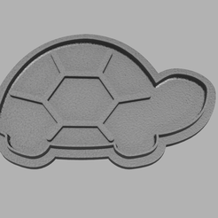 TORTUGA_A v2.png Download STL file SOLID SHAMPOO PRESS SOLID SOAP MOLD • 3D printing object, pachecolilium