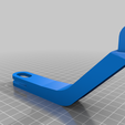 support_actioncam_plate.png Download free STL file Plate Action cam mounter • 3D printing design, lucajust93