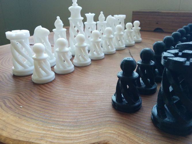 container_spiral-chess-set-large-3d-printing-21144.jpg Download free STL file Spiral Chess Set (Large) • 3D printing object, krisnaas14