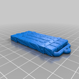 Minecart_Flatbed.png Download free STL file 28mm D&D Flatbed Mine Wagon • 3D printing object, Alonicus