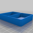 a61d6b27f334d6f15a5e98ad8f3dca2b.png Download free STL file Parts Tray Drawers • 3D print template, Old-Steve