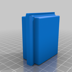 Stand-with-scraper.png Download free STL file Sharp Tools Stand • Design to 3D print, MorfCRD