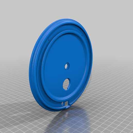 Nats_Predator_LED_ring_V1.0_v1.png Download free STL file Anycubic Predator Lighting ring Neopixel project. • 3D printing model, gnattycole