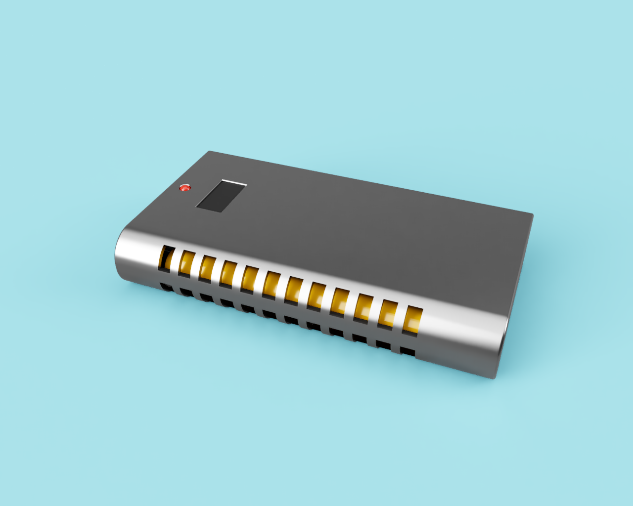 Dosimeter_2019-Apr-24_04-10-12PM-000_CustomizedView882766948.png Download free STL file STS-5 Dosimeter (Geiger Counter) • 3D printer object, SeanTheITGuy