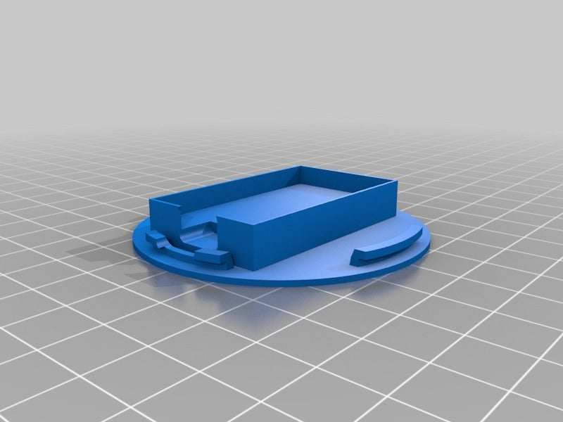 1e836a32c856494523187e964396fad3.png Download free SCAD file DHT-22 / DHT22 Wall box with ESP8266 - updated • 3D printer template, fundix