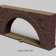 Sewer_End_C.png Download file PuzzleLock Sewers & Undercity • Design to 3D print, Zandoria