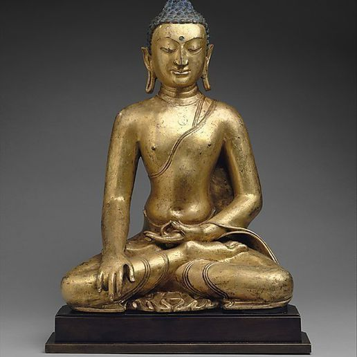 DT3859_display_large_display_large.jpg Descargar archivo STL gratis Buda Shakyamuni • Diseño imprimible en 3D, metmuseum