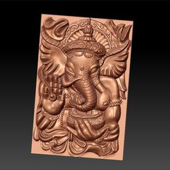 ELEPHANT_GOD1.jpg Download free STL file elephant god • 3D print object, stlfilesfree