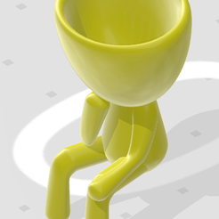 22vaso11.png Download free STL file ROBERT PLANT • 3D printing object, DANEST