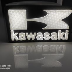 IMG_20210220_172316.jpg Download STL file kawasaki lamp • 3D printing model, fostraceur02