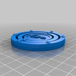 customizalbe_atom_with_text_20130708-1542-cyvlpd-0.jpg Download free STL file Oxygen • Template to 3D print, Numbmond
