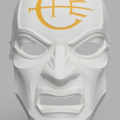Capture d'écran 2017-09-15 à 18.03.41.png Download free STL file Dishonored Overseer Mask • 3D printing model, VillainousPropShop