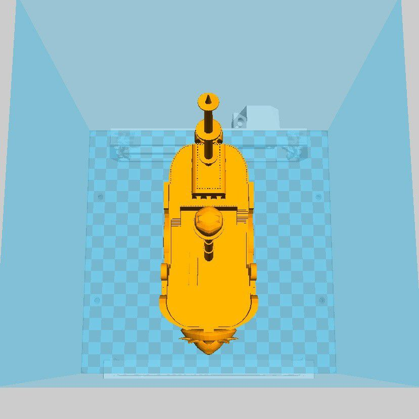 bateau1.jpg Download OBJ file Boat Thousand sunny One piece • 3D printing object, edgehug