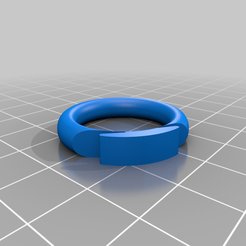 flossing_ring_v5_3mf_is_better_format.png Download free 3MF file Flossing ring • Design to 3D print, kperkins1982