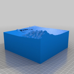 Area_51.png Download free STL file Area 51 topography • 3D printing template, jerrycon