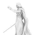 9.jpg Download free STL file DARTH VADER STANDING & USING THE FORCE, LEGION SCALE, STAR WARS, RPG, UNPAINTED, ROLE PLAYING, D&D • 3D print object, LANARDARNA
