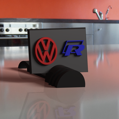 PHOTO.PNG Download free STL file VOLKS LOGO • 3D printer object, nico_r18fb2