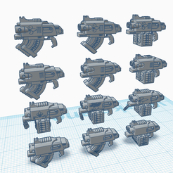 Group-1-1.png Download free STL file Lightning and Thunder Hole Punchers • 3D printing object, LordKallsu