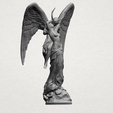Angel and devil - A01.png Download free 3DS file Ángel y diablo • 3D printable object, GeorgesNikkei