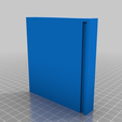 add144bf9183d0cbe10b5a8be234d499.png Download free STL file Nintendo Switch Game Holder (Single Extruder) • 3D printer template, tmcdonagh12