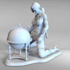 untitled.6.jpg Download STL file dream punk • Object to 3D print, walades