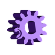 1117_gear_motor.stl Download free STL file Xpider-- code name Ballsy • 3D printing object, Roboeve